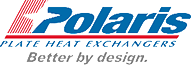 Polaris Plate Heat Exchangers Logo